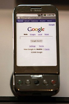 How the Google Phone Works