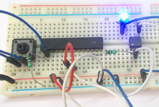 Introduction to Octocoupler and Interfacing with ATmega8