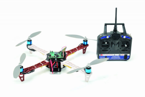 Building A Quadcopter For Newbie