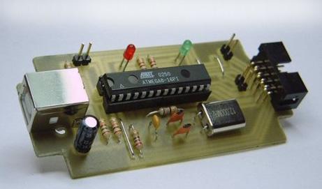 ATmega USB Programmer