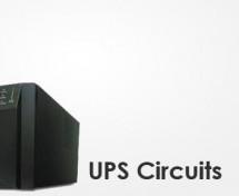 UPS Schematic Circuit Diagram