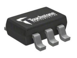 Touchstones TS1001 Op Amp Ideal for Low-Power Sensor ApplicationsTS1001 Reduces Supply Current to 600nA and Supply Voltage to 0.8V; Free Demo Boards and Samples
