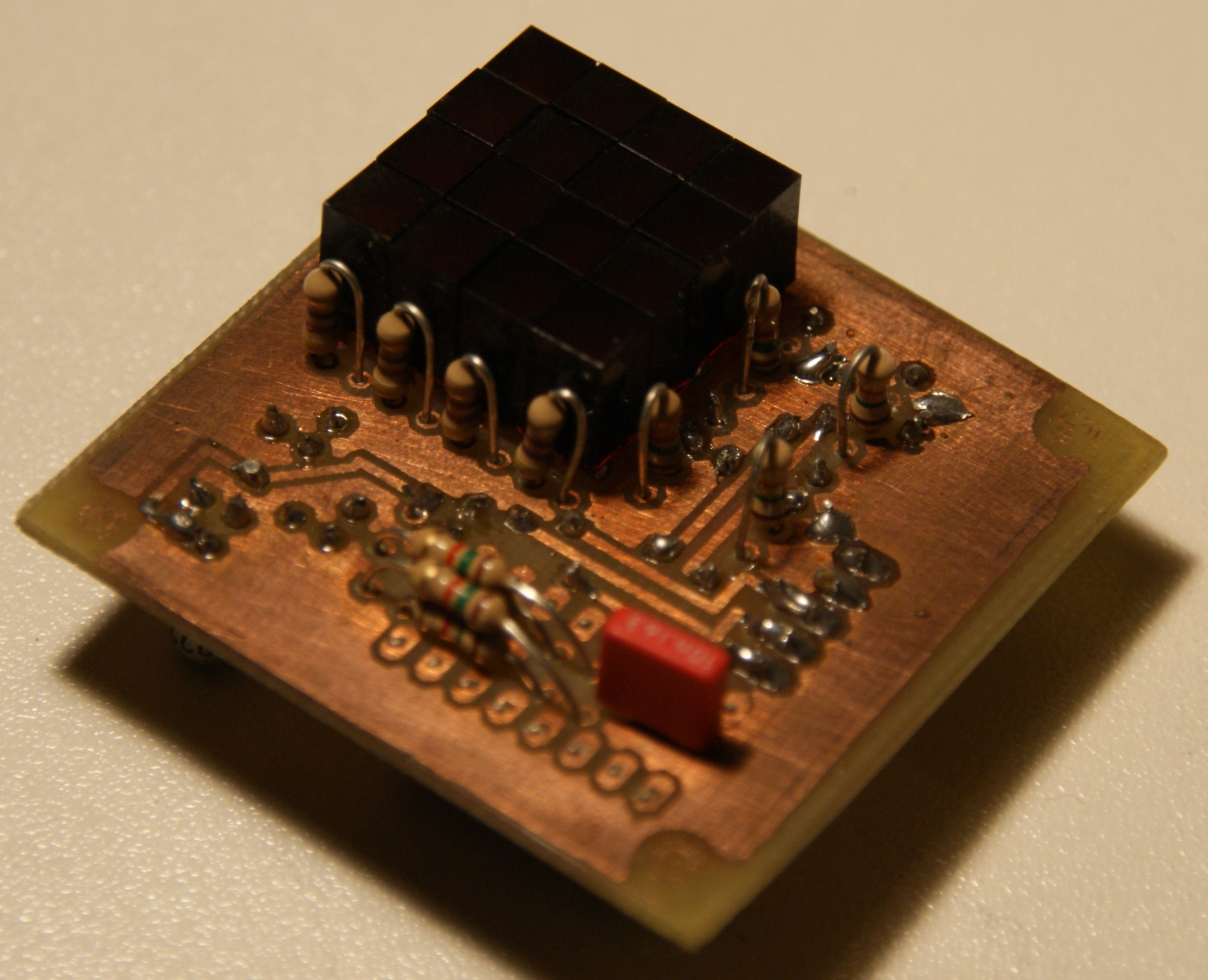 LED Matrix Circuit Board