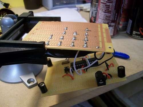 Arduino Binary Clock PCB
