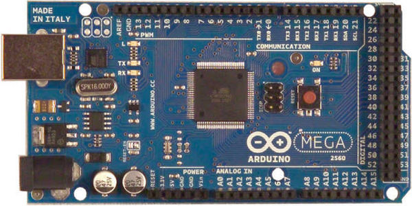 Running PYTHON (pymite-09) on an Arduino MEGA 2560 using atmega16 micrcontroller