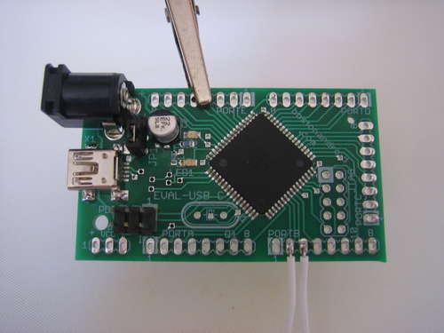 LED Cube 4x4x4 using Microcontroller Atmega16