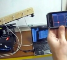 Wi-Fi Enabled Coil Gun with iPhone App