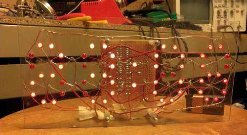 Fun Hackable Speaker Timer using ATMega328 microcontroller