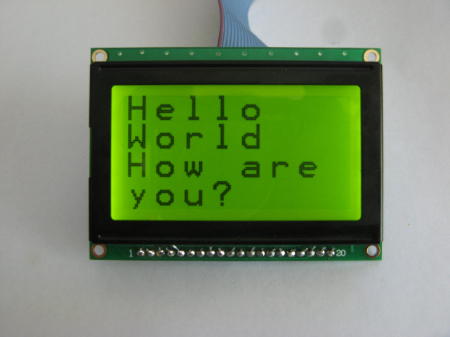 Graphics LCD