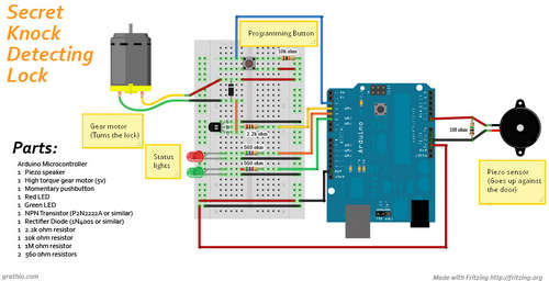 Lay Out And Test The Circuit
