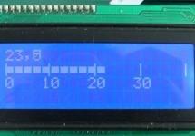 Measure negative temperature with Lm35
