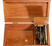 Box with a Music Lock using ATMega328P Microcontroller