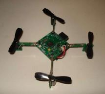 Picopter using Microcontroller ATmega128RFA1