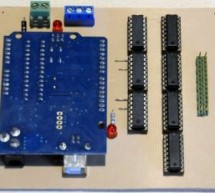 The Word Clock – Arduino version using ATMega168 microcontroller