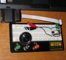 Annoying Beeper using Microcontroller ATtiny13