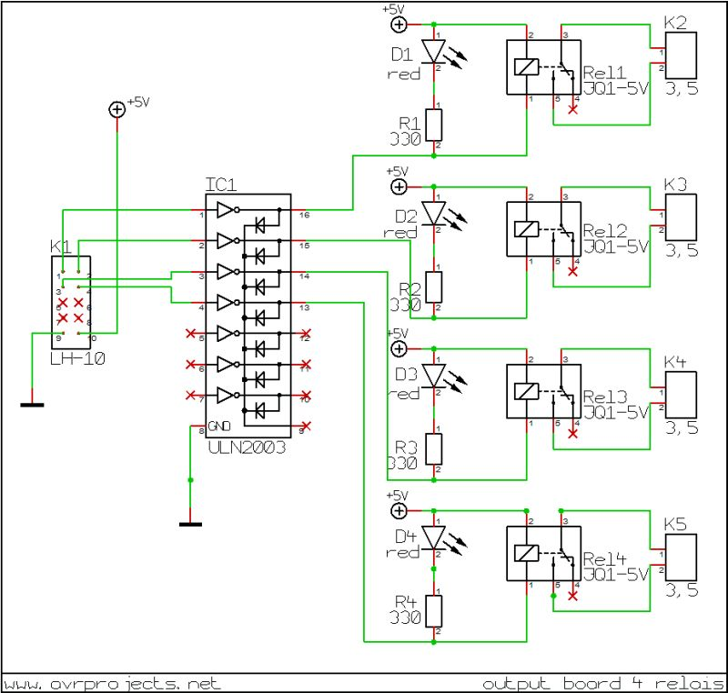 DS1820 Temperature Controller using atmega8515 microcontroller