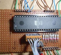 Starry Ceiling for Kids Bedroom Using AT90S8538 microcontroller