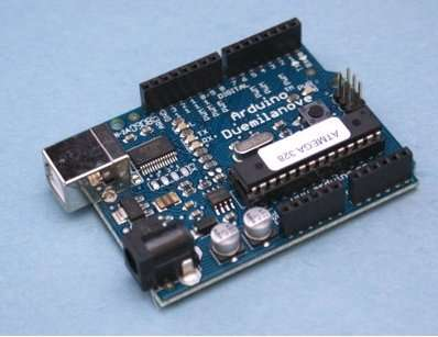 The Arduino Weather Station / Thermostat using ATmega328 microcontroller