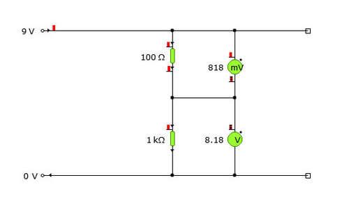 The Voltage Divider