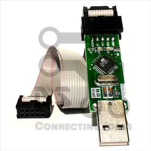 Instalacion del controlador USBasp (USBasp drivers setup) - Dark Side Electronics using AVR microcontroller