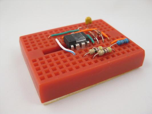 VUSBTiny AVR SPI Programmer Using ATtiny85