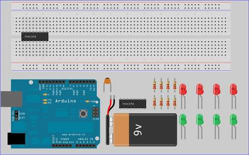 Guia para programar uC AVR - Dark Side Electronics using AVR microcontroller