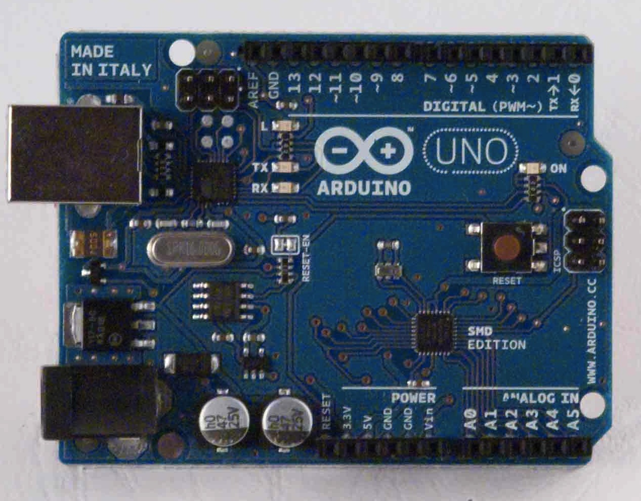 ATtiny programming with Arduino