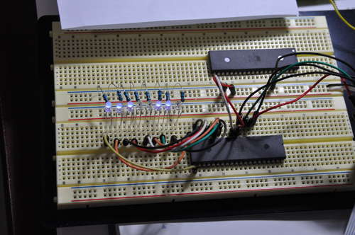 Arduino powered hangman giftbox/lockbox using ATmega328 microcontroller