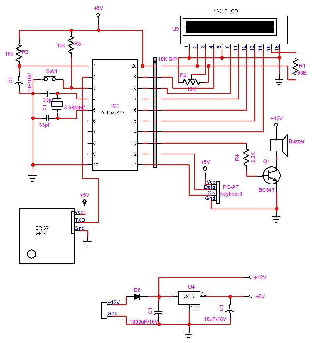 MMC card based WAV player using atmega32
