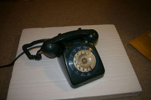 Interface a rotary phone dial to an Arduino