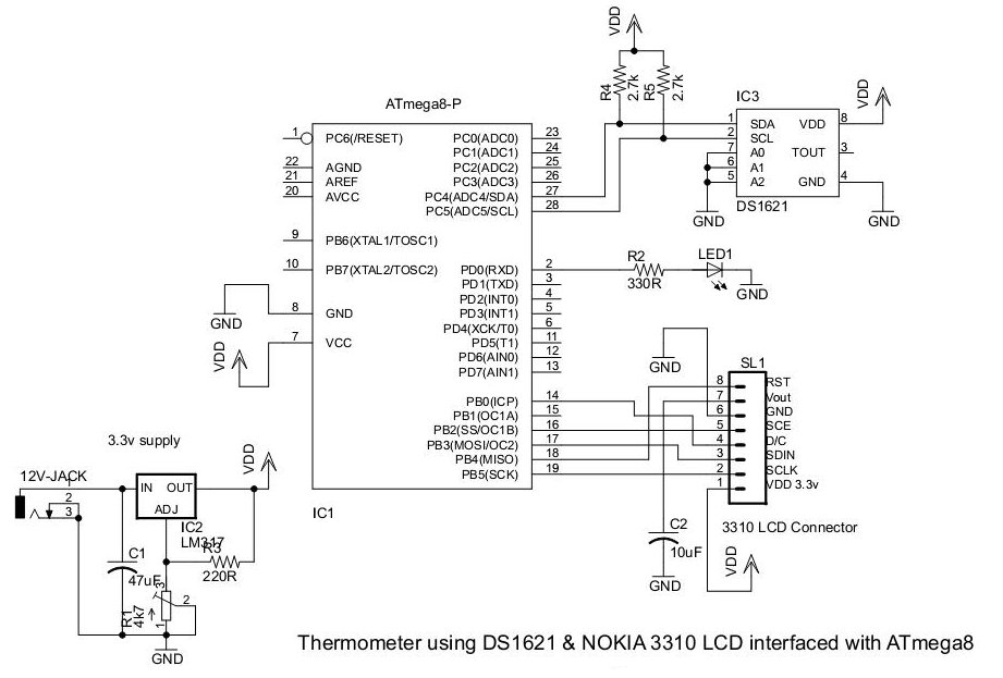 thermo schematic