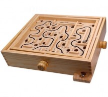 Servo Controlled Labyrinth using Microcontroller ATmega32