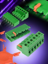 New Plug-in Rising Clamp PCB Terminal Blocks