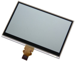 New Sharp Memory LCDs Allow for More Content on a Small Display and Deliver Energy Savings