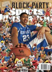 Nellymoser Brings Augmented Reality to Sports Illustrated's NCAA Tournament Preview Issue