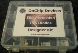 OnChip Introduces ESD Protection Diode Designer Kit