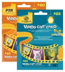 Boys & Girls Clubs of America and PTA Launch Digital Video Service for Families :  New Online Video Stores Powered by HP