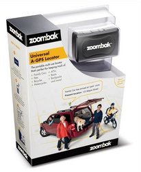Zoombak Now Available in 10,000 Stores Nationwide :  Company Establishes New Personal GPS Locator Category