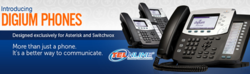 TelOnline Announced that the Digium D-Series Phones will be Available to Pre-order Today