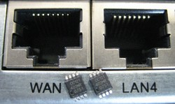 OnChip Devices Introduces Low Capacitance Diode Arrays for Ethernet I/O Port ESD Protection