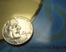 OnChip Introduces Thin Film Precision Silicon Chip Resistors for Hi-Rel Applications