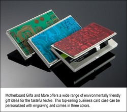 Motherboard Gifts & More Announces its Top 5 Geek Gifts for Christmas 2008