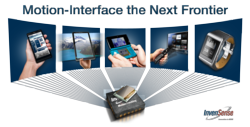 InvenSense Showcases The Latest Motion Interface Innovations and Solutions at CES 2012
