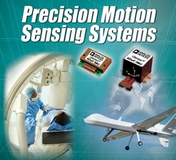 Analog Devices' Inertial Sensors Deliver Cost-Effective, Easy-To-Implement Motion Sensing for Industrial and Medical Instrumentation :  - ADI expands inertial sensor portfolio with products that deliver unprecedented levels of system control and ease of integration at a fraction of the cost of competing offerings.