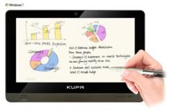 Announcing X11: A new pen and touch dual input, 10+hours battery life, Windows 7 Professional based tablet computer from Kupa