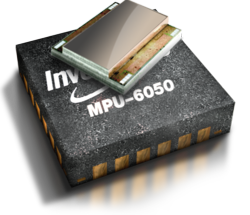 InvenSense Announces Commencement of High Volume Shipments of Its 6-Axis MPU-6050 MotionProcessor to OEM/ODM Customers