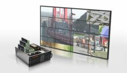 New Video Wall Controllers from Trenton Feature Matrox Mura MPX Universal Input/Output Boards