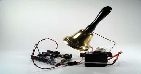 Arduino XMAS hitcounter using AVR microcontroller