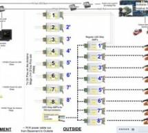 The Lightning Simulator/Breathalyzer/Graphic Equalizer – Using Arduino Powered