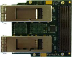 Faster Technology Releases the FM-S28, A Dual QSFP FMC Module